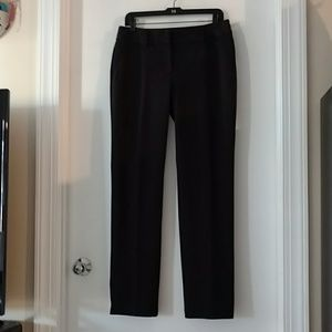 Chico's Charcoal Gray Pant - Size 0.5 Regular